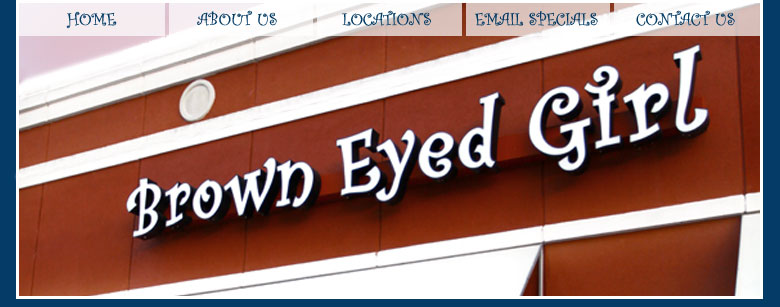 My Brown Eyed Girl Boutique - Home